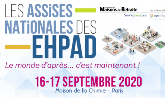 Assises nationales des Ehpad 2020