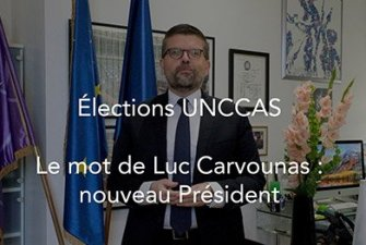 Election Unccas : le mot de Luc Carvounas