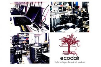 Ecodair : achat et recyclage informatiques solidaires