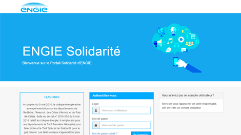 ENGIE Solidarité arrive en 2016